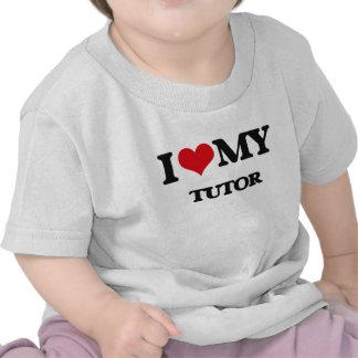 I love my Tutor Tshirts