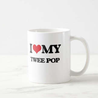 I Love My TWEE POP Coffee Mug