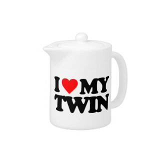 I LOVE MY TWIN