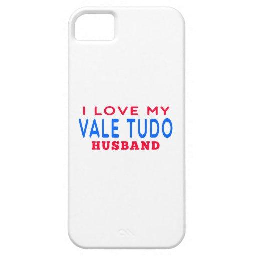 I Love My Vale Tudo Husband iPhone 5/5S Case