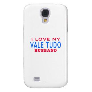 I Love My Vale Tudo Husband HTC Vivid / Raider 4G Case