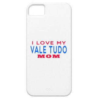 I Love My Vale Tudo Mom iPhone 5/5S Case