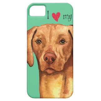 I Love my Vizsla Case For The iPhone 5
