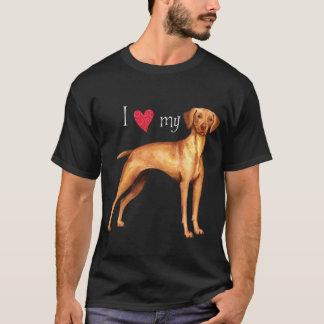 I Love my Vizsla T-Shirt