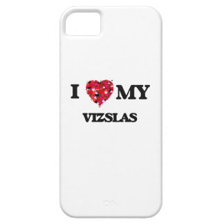 I love my Vizslas iPhone 5 Cover