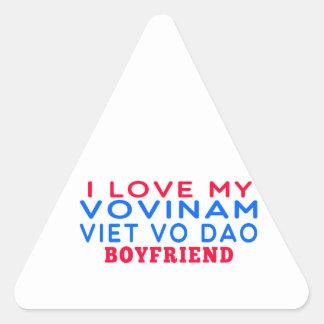 I Love My Vovinam Viet vo Dao Boyfriend Sticker