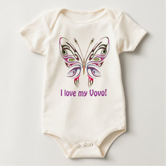 I Love My Vovó! Baby Bodysuit