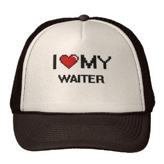 I love my Waiter Cap