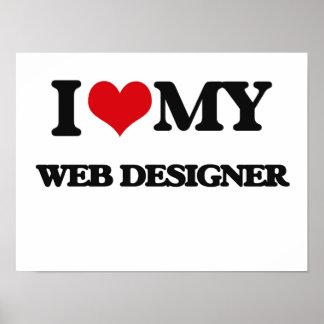 I love my Web Designer Print