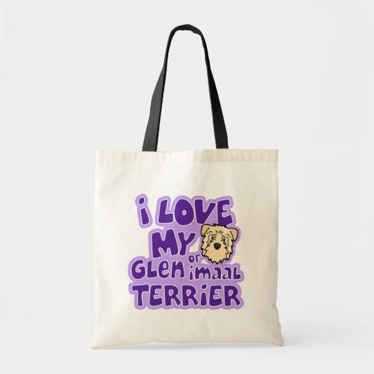 I Love My Wheaten Glen of Imaal Terrier