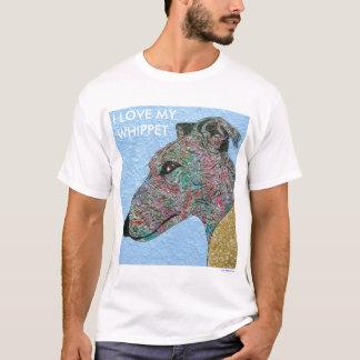 I LOVE MY WHIPPET T-Shirt