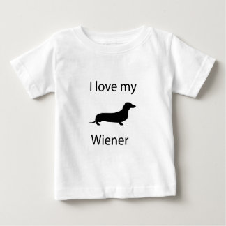 I love my wiener baby T-Shirt