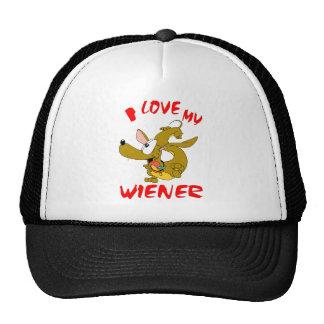 I love my Wiener hat