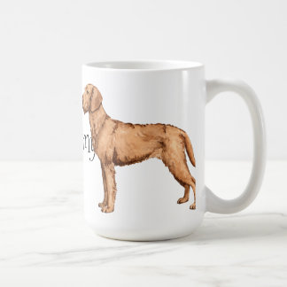 I Love my Wirehaired Vizsla Coffee Mug