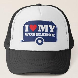 I Love My Wobblebox Cap