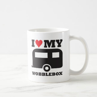 I love my wobblebox basic white mug