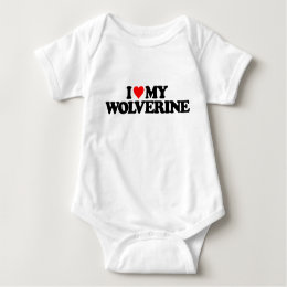 Kids Wolverines Clothing Baby Wolverines Clothes Infant