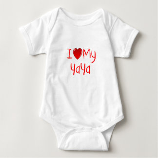 I Love My YaYa Infant & Toddler T-Shirt