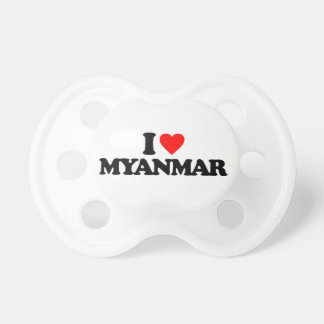 I LOVE MYANMAR DUMMY