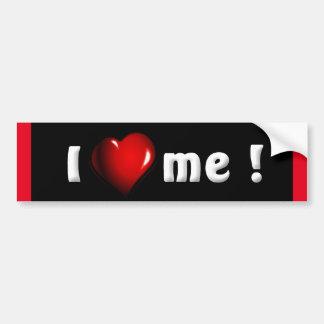 i-love-myself-417267_1920 CAUSES MOTIVATIONAL QUOT Bumper Sticker