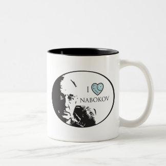 I Love Nabokov Mug