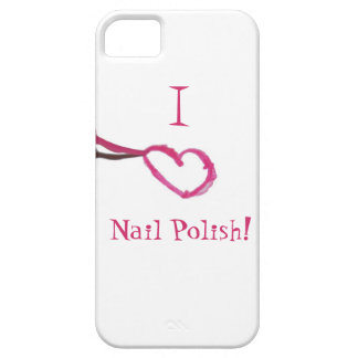 I love nail polish barely there iPhone 5 case