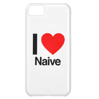 i love naive iPhone 5C covers
