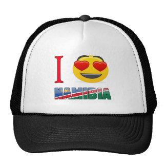 I love NAMIBIA. Cap