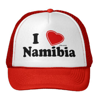 I Love Namibia Cap