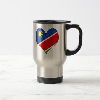 I Love Namibia Mug