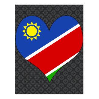I Love Namibia Postcard