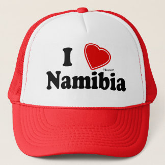 I Love Namibia Trucker Hat