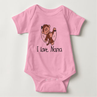 I Love Nana T-shirts and Gifts