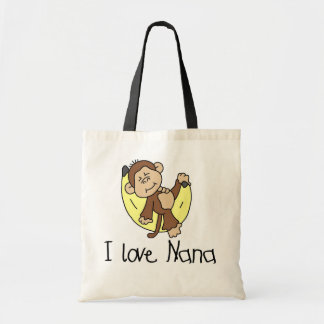 I Love Nana T-shirts and Gifts Tote Bag