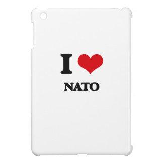 I Love Nato iPad Mini Cases