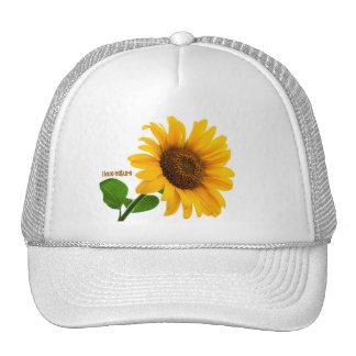I love nature cap