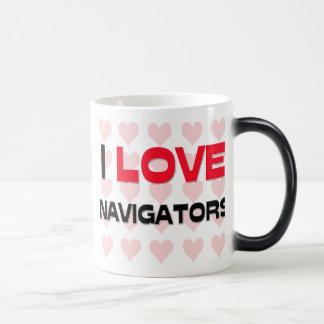 I LOVE NAVIGATORS COFFEE MUG