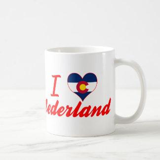 I Love Nederland, Colorado Coffee Mug