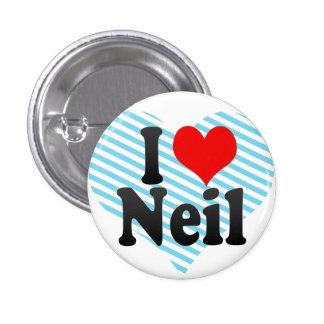 I love Neil Pin