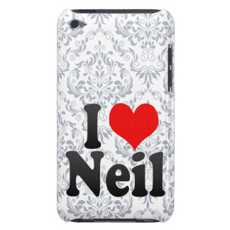 I love Neil Barely There iPod Cover