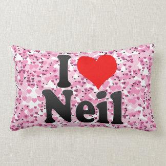 I love Neil Pillows