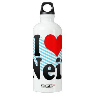 I love Neil SIGG Traveler 0.6L Water Bottle