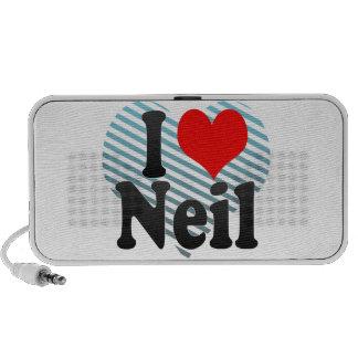 I love Neil Mini Speaker
