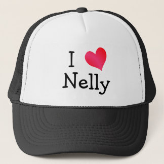 I Love Nelly Trucker Hat