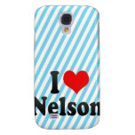 I love Nelson Samsung Galaxy S4 Cover