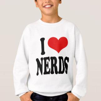 I Love Nerds Sweatshirt