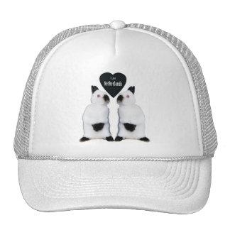I love Netherland Dwarfs hat