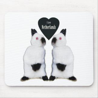 I love Netherland Dwarfs Mousepads