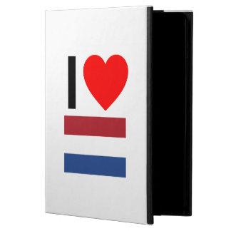 i love netherlands iPad air covers