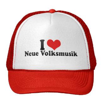 I Love Neue Volksmusik Hat
